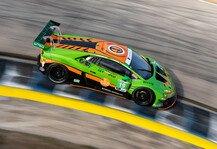 IMSA: IMSA, 12h Sebring: GRT Grasser Racing Team in den USA im Pech
