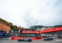 Formel E: Formel E 2021 in Monaco erstmals auf der Formel-1-Strecke