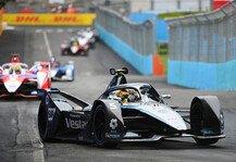 Formel E: Formel E Rom: Vandoorne siegt, Wehrlein nachträglich auf Podest