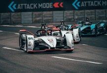 Formel E: Wehrlein trotz erstem Formel-E-Podest für Porsche enttäuscht