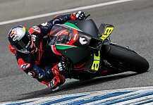 MotoGP: MotoGP - Andrea Dovizioso testet für Aprilia: Seine Gründe
