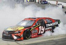 NASCAR: NASCAR 2021 Martinsville: Martin Truex holt 2. Saisonsieg