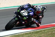 MotoGP: MotoGP Assen: Maverick Vinales mit Bestzeit im 1. Training
