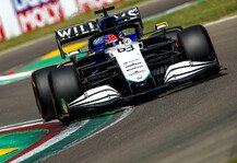 Formel 1: Formel 1 Imola, Russell zaubert: Maldonado-Moment & fast Q3