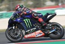MotoGP: MotoGP Portimao 2021 - Die Reaktionen zum Qualifying-Drama