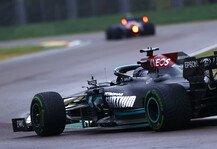 Formel 1: Formel-1-Analyse Imola: Warum Hamilton an Verstappen scheiterte
