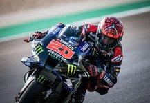 MotoGP: MotoGP-Analyse: Quartararo zermürbt Rins in Portimao