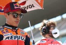 MotoGP: MotoGP - Ärzte bremsen Marc Marquez ein: So geht es weiter