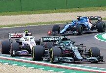 Formel 1: Mick Schumacher erlebt Imola-Flashback: Schumi vs. Alonso