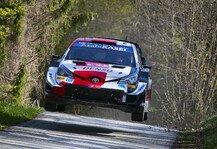 WRC: WRC 2021 - Rallye Kroatien 2021: Ticker-Nachlese