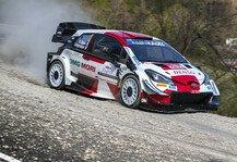 WRC: WRC Rallye Kroatien 2021: Sebastien Ogier gewinnt Thriller
