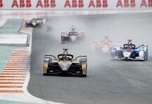 Formel E: Formel E, Valencia: Rekordquote für Sat.1 nach Samstags-Chaos
