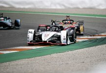 Formel E: Formel E, Andre Lotterer erleichtert: Endlich Punkte!