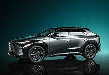 Auto: Toyota leitet mit der neuen Studie bZ4X den Wandel ein