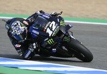 MotoGP: MotoGP-Test: Vinales holt Bestzeit, Quartararo lässt aus