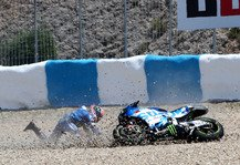 MotoGP: MotoGP - Alex Rins: Warum wirft er so viele Podestplätze weg?