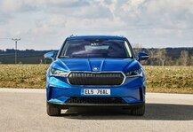 Auto: Elektro-SUV Skoda Enyaq: Der Bruder des VW ID.4