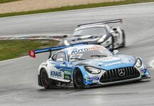 DTM: DTM Monza: Mercedes-AMG auch im 2. Training vorne
