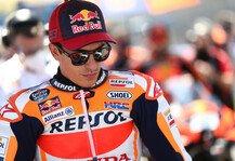 MotoGP: MotoGP - Marc Marquez stellt klar: Rennsiege oder Karriereende
