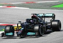 Formel 1: Formel 1 - Spanien: Wolff feiert Mercedes-Dominanz im Training