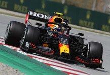 Formel 1: Sergio Perez: Fahrstil funktioniert bei Red Bull nicht