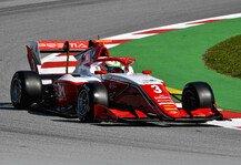 Formel 3: Formel 3, David Schumacher: Erst Führung, dann Ausfall