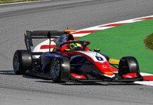 Formel 3: Formel 3: David Schumacher verpasst Punkte beim Auftaktrennen