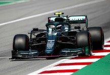 Formel 1: Sebastian Vettel zeigt besten Freitag: Updates endlich abgehakt
