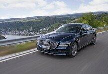 Auto: Genesis: Neue Luxusautomarke startet auf europäischem Markt