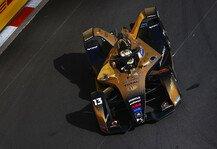 Formel E: Formel E, Monaco ePrix: Felix da Costa sichert sich die Pole