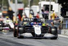 Formel 1: Formel 1, Williams pokert zu hoch: Russell entgleitet P10