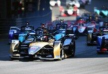 Formel E: Formel E, Monaco ePrix: Last-Minute-Sieg für Felix da Costa