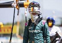 Formel 1: Sebastian Vettel: Seine Probleme mit Aston Martin erklärt