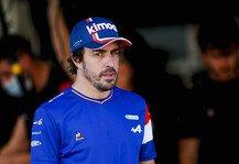Formel 1: Formel 1 - Trotz Alonso-Pech: Alpine bestätigt Portugal-Hoch