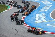 Formel 1: Formel 1 Barcelona 2021: Fahrernoten - hier bewerten!