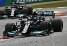 Formel 1: Formel 1, Bottas hilft Hamilton nicht: Eigenes Rennen hat Prio
