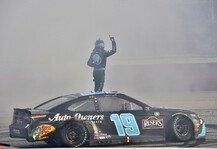 NASCAR: NASCAR 2021 Darlington: Dominator Truex holt 3. Saisonsieg