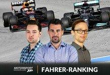 Formel 1: Formel 1 Fahrernoten Spanien: Showdown Hamilton vs. Verstappen