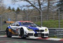 24 h Nürburgring: Schubert Motorsport kämpft sich bei Qualifikationsrennen zurück