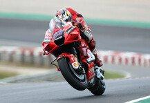 MotoGP: MotoGP Le Mans: Jack Miller holt Bestzeit durch Reifenpoker