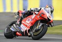 MotoGP: MotoGP Le Mans: Viele Stürze in FP2, Johann Zarco voran