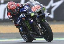 MotoGP: MotoGP Le Mans 2021: Alle Stimmen zum Qualifying-Krimi