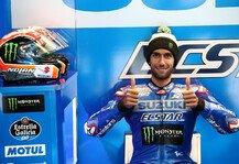 MotoGP: Alex Rins zu Comeback: Bin noch nicht hundertprozentig fit