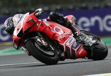 MotoGP: MotoGP Le Mans 2021: Alle Reaktionen zum Trainings-Freitag