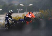 MotoGP: MotoGP-Sturzchaos in Le Mans: Kälte nicht der einzige Grund