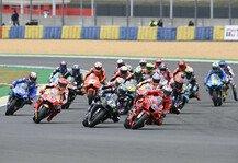 MotoGP: MotoGP Le Mans 2021: Alle Reaktionen zum Chaosrennen