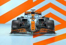 Formel 1: Formel 1, McLaren präsentiert Sonderlackierung für Monaco GP