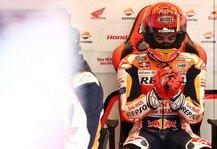 MotoGP: Marc Marquez klagt: Holeshot-Device schuld an Armpump-Welle