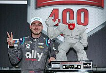 NASCAR: NASCAR 2021 Dover: 2. Sieg für Bowman bei Hendrick-Gala