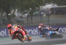 MotoGP: MotoGP - Flag-to-Flag: Spektakel oder Roulette?